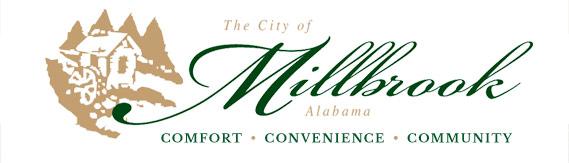 The City of Millbrook Logo